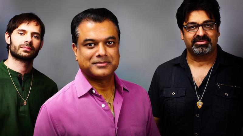 Rudresh Mahanthappa, Rez Abbasi, Dan Weiss