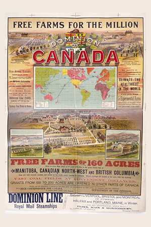 Free Farms for the Million (1890)