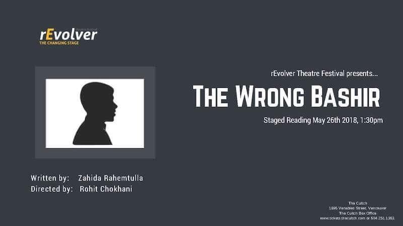 The Wrong Bashir Poster