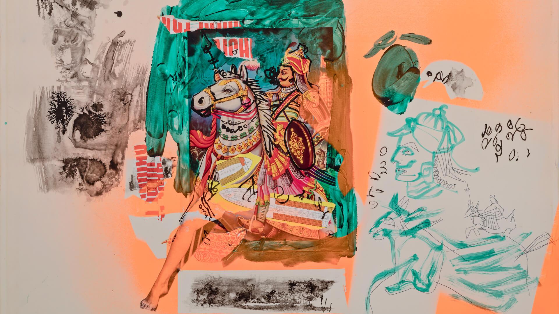 P. Manasaram - Artist Run Centre - Rungh Magazine - Volume 6, Number 2