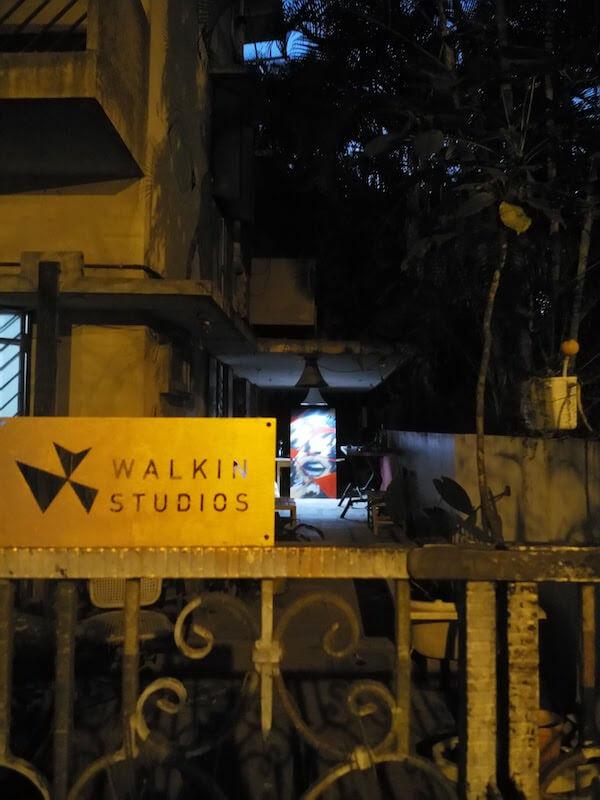 Walkin Studios, Bangalore. Image 1.