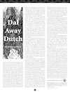 """""""Dal Away Dutch"""" by Aritha van Herk"""
