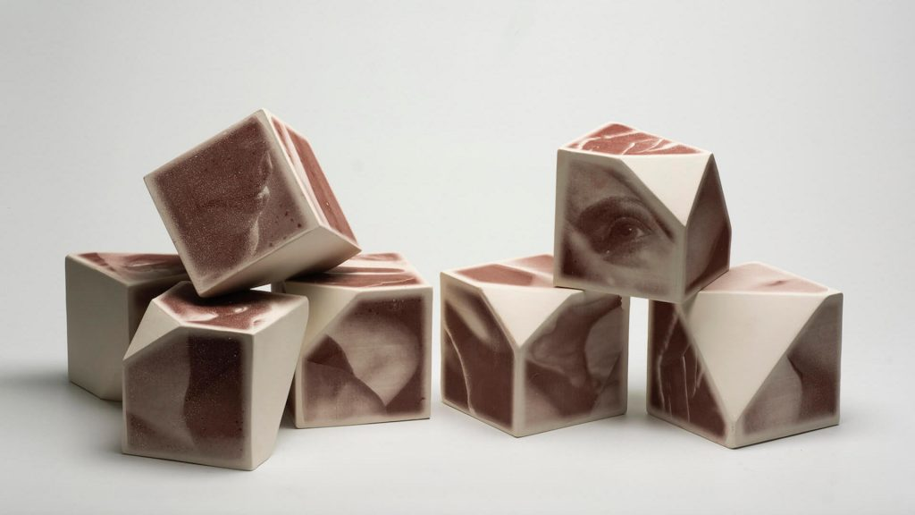 Moving Forward - Postmarked Cubes. Photo credit: Dale Roddick
