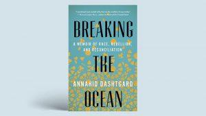 Breaking the Ocean - Book Cover