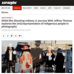 Shooting Indians - Georgia Straight